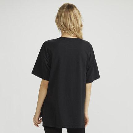 Áo thun Quần áo nữ (UT) PEANUTS 70 áo thun in lỏng (tay áo ngắn) 426893 UNIQLO