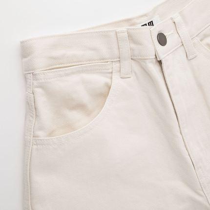 quần Jean  【Hợp tác thiết kế】 Quần jeans ống rộng chân nữ (quần denim God God) 422414