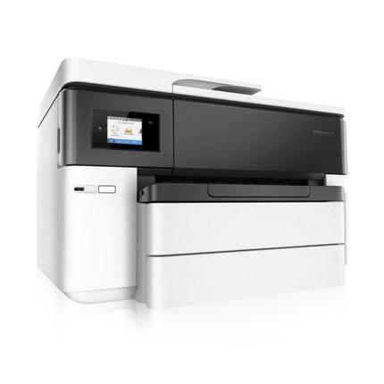 Máy in hai mặt tự động sao chép quét fax tất cả trong một điện thoại di động  HP 7720/7730/7740