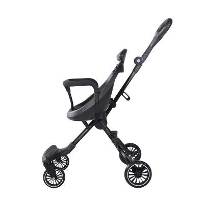 BBH Xe đẩy trẻ em Tốt bé đi bộ V1 bé tạo dáng gấp xe đẩy nhẹ V3 đi bộ bé tạo dáng xe đẩy bốn bánh bb