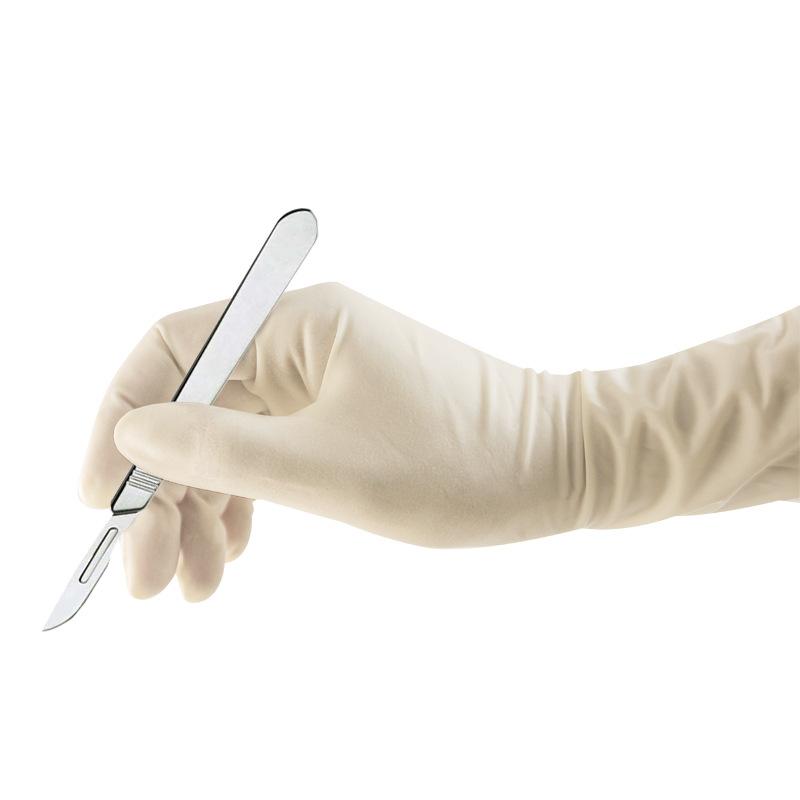 Găng tay dùng cho nghành y tế .
