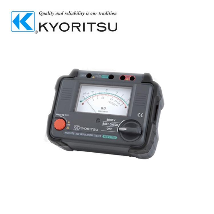 KYORITSU Máy móc Nhật Bản Kyoritsu (KYORITSU) Máy thử điện trở cách điện cao áp KEW 3121B / 3122B