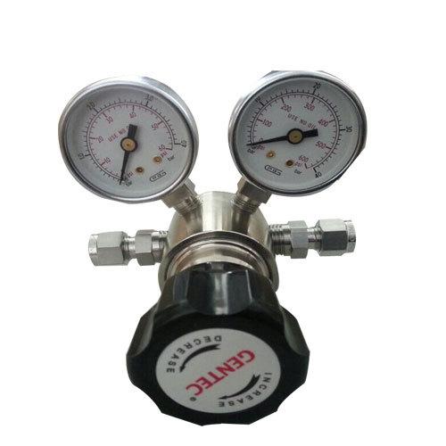 GENTEC Đồng hồ đo áp suất Jierui thép không gỉ giảm áp suất thép không gỉ van giảm áp amoniac van gi