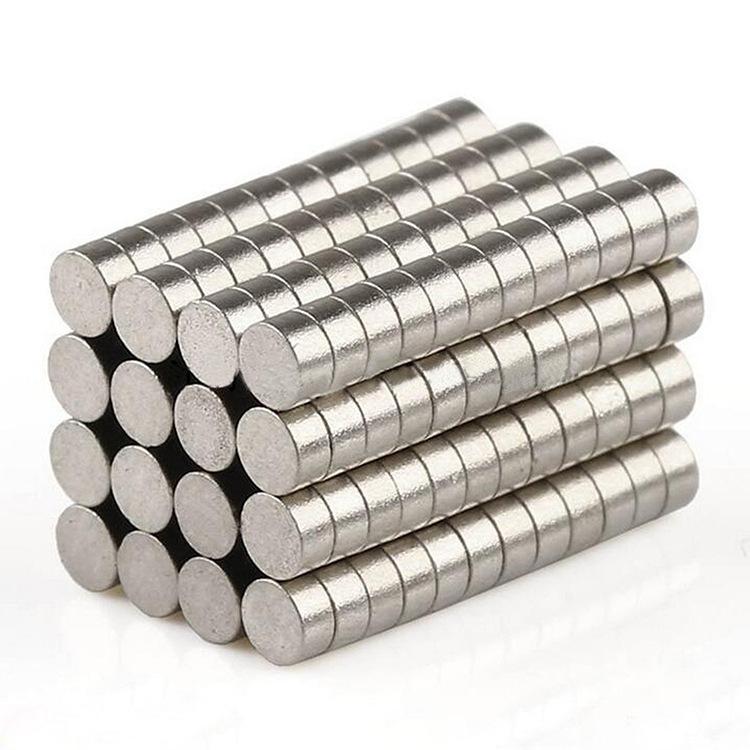 CILIGE Sắt từ Nam châm nhà máy cung cấp trực tiếp vòng nam châm mạnh mẽ tùy chỉnh nam châm đĩa tròn
