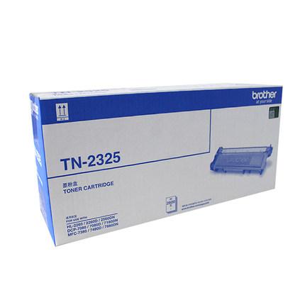 Hộp mực  Hộp bột nguyên bản Brother TN-2325 Hộp bột TN-2312 phù hợp với 2260D 7080D DCP-7180DN 7380