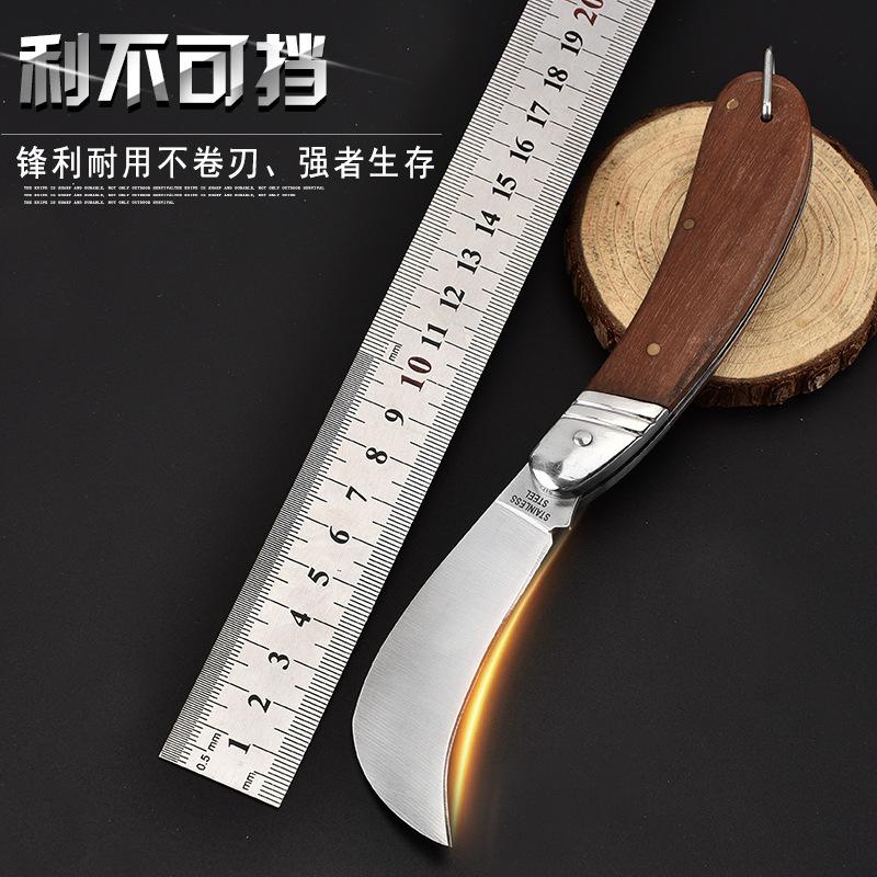TIANSEN Dao thợ điện Dao gấp mới Đa năng dao ngoài trời Swiss Army dao Dao ngoài trời Cắm trại Scimi