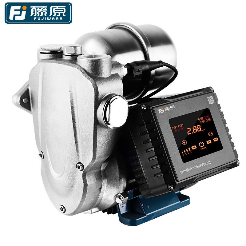 TENGYUAN Máy bơm nước Bơm tăng áp Fujiwara hoàn toàn tự động tắt máy gia đình máy bơm nước giếng kho