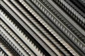 Thép gân Nhà máy thanh cốt thép bốn cấp thanh cốt thép HRB500, cốt thép cán chính xác, thanh thép