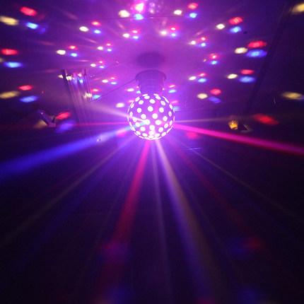 Đèn sân khấu  Lồng tiếng kích hoạt bóng ma thuật bóng xoay đèn sân khấu đèn nhấp nháy đèn nhảy vũ tr