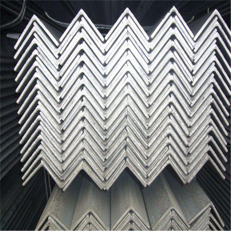 Thép chữ V Đại lý Lan Châu thép máng thép bán buôn tiêu chuẩn quốc gia phi tiêu chuẩn q235b thép mạ