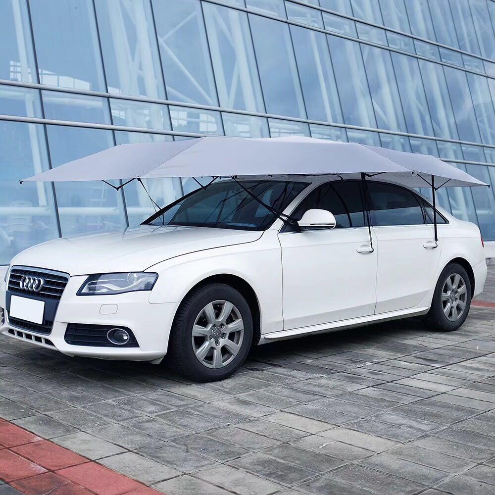 Ô tô hoàn toàn tự động ô tô ô tô ô tô di động ô dù ô có thể thu vào ô tự động gấp ô chống nắng ô suv
