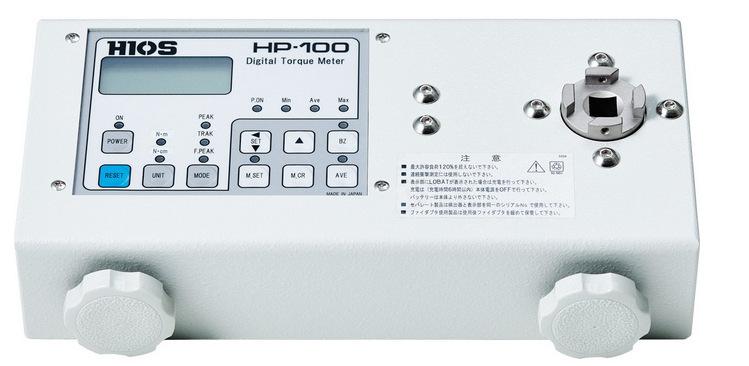 HIOS Linh kiện sắt thép Hoạt động tốt tốc độ bám của máy đo mô-men xoắn HIOS máy đo mô-men xoắn điện