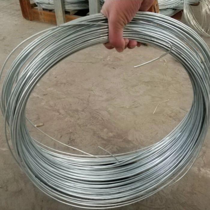 Dây kim loại Dây mạ kẽm thủ công nhỏ dây sắt nhỏ 0,5mm-4,0mm dây sắt kim loại dây thép thanh cố định