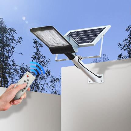Đèn LED chiếu sáng công cộng  [Kiểm tra tại chỗ chính thức ngày mưa không bị gián đoạn] Đèn đường nă