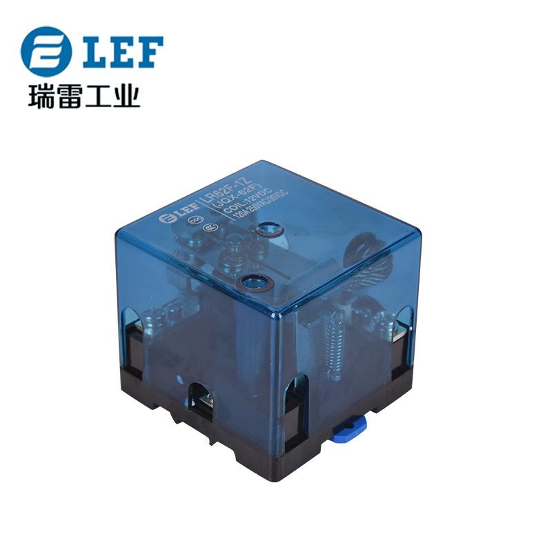 LEF Rờ-lê Các nhà sản xuất cung cấp rơle điện từ LR62F-2Z xử lý rơle công suất cao tùy chỉnh JQX62F