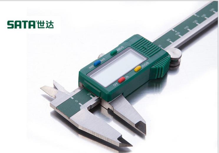 SATA Thước kẹp điện tử Caliper sao (SATA) 91511-91512-91513 Caliper sao 91511