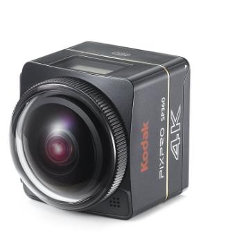 Hot selling Kodak / Kodak sp360 4K Digital Sports Camera HD micro VR Mini Aerial