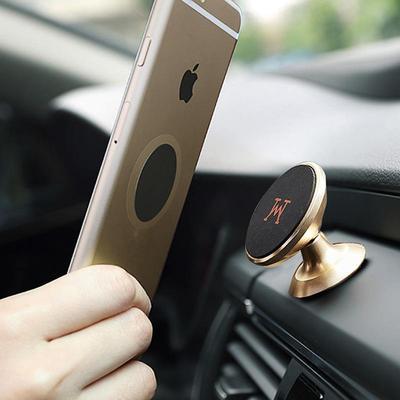 TIEMOTU phụ kiện chống lưng điện thoại Giá đỡ điện thoại xe hơi TIEMOTU CXZJ04 giữ từ sáng