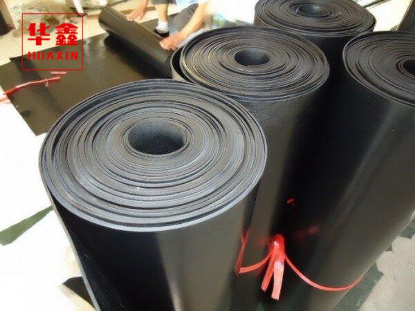 HUAXIN Ván cao su Tấm cao su cách nhiệt cho phòng phân phối Tấm cao su công nghiệp tiêu chuẩn quốc g