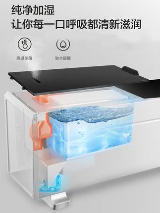 Bình nóng lạnh Đẹp chân đế sưởi ấm nhân tạo nhà tiết kiệm năng lượng tốc độ nhiệt độ ẩm nhiệt điện n