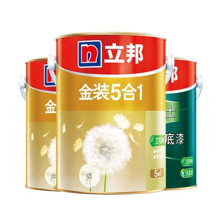 Nippon Sơn Gold-in-one-one-one-one sơn nội thất sơn tường sơn nước sơn