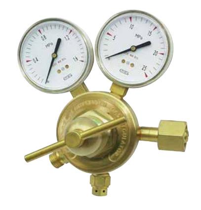 GENTEC Đồng hồ đo áp suất Hoa Kỳ Jie Rui GENTEC 853X-125 oxy trung bình và giảm áp lớn xi lanh