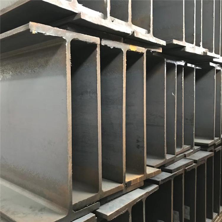 Thép ch ữ I Hàn cao tần hàn dầm thép cung cấp I-dầm q235 kênh thép q235 thép q235