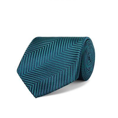 Charvet Áo sơ mi Men Xuân 2020 Sản phẩm mới 8,5 Xương cá bằng lụa Jacquard Tie Bow Tie