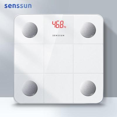 SENSSUN Vòng đeo tay thông minh Xiangshan Cơ thể thông minh Cân chất béo Quy mô điện tử Hộ gia đình