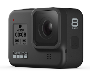 GoPro hero8 black portable motion camera vlog HD 4K anti shake, firm and waterproof