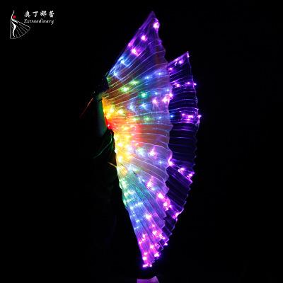 Trang phục hóa trang phát sáng thiên thần cánh bướm