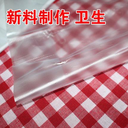 Cai Yi Túi xốp 2 quai   trong suốt thực phẩm túi vest trắng túi nhựa eo túi bao bì túi tote túi mua