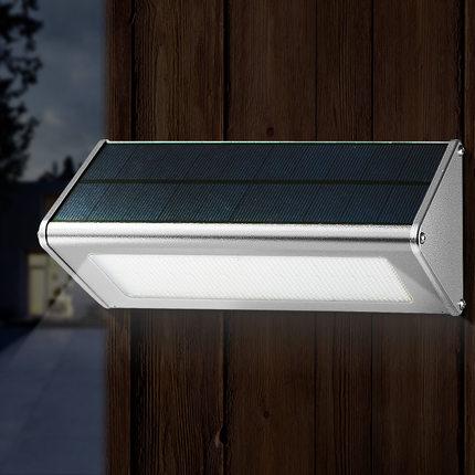 Liangguangjing Đèn đường  Năng lượng mặt trời ngoài trời sân vườn ánh sáng cảm ứng đèn tường nhà siê