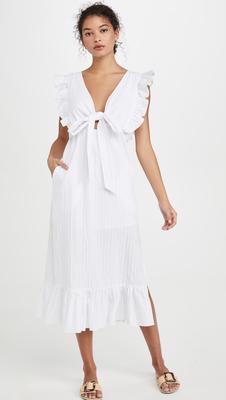 MINKPINK Thời trang nữ Mùa hè 2020 mới ~ Đầm dự tiệc hai mặt của MINKPINK