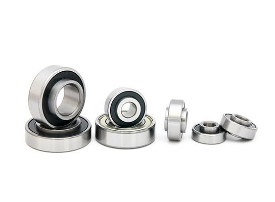 WXBRQ Thị trường phụ kiện máy móc Nhà máy sản xuất vòng bi rãnh sâu trực tiếp inch inch 6202-16mm NR