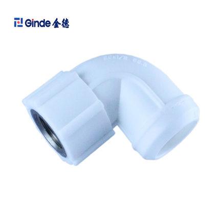Ginde Ống nhựa Jinde PPR dây bên trong khuỷu tay răng bên trong khuỷu tay 202532 4 điểm 6 điểm 1 inc