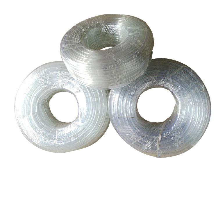 HONGDE Ống nhựa Tự sản xuất và bán không mùi và không độc hại thân thiện với môi trường trong suốt Ố