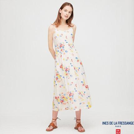 Váy 【Hợp tác thiết kế】 Trang phục treo nữ lạ mắt 426488 Uniqlo UNIQLO