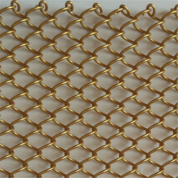 CEYUAN Lưới kim loại Quảng Châu thép không gỉ kim loại trang trí lưới nhà sản xuất cung cấp rèm dọc