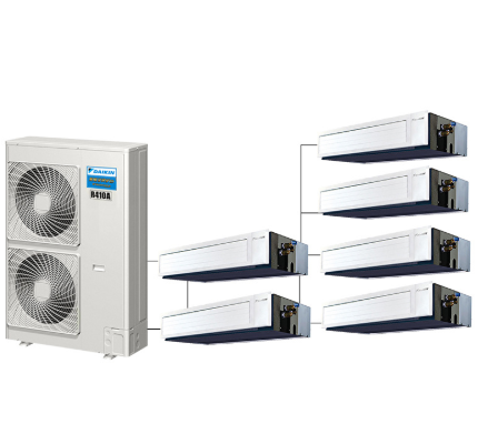 Hộp điều hoà trung tâm Dajin VV hệ thống Ngôi nhà VV vòng sáu phần một kéo năm phút Fxddv36qvp tần s