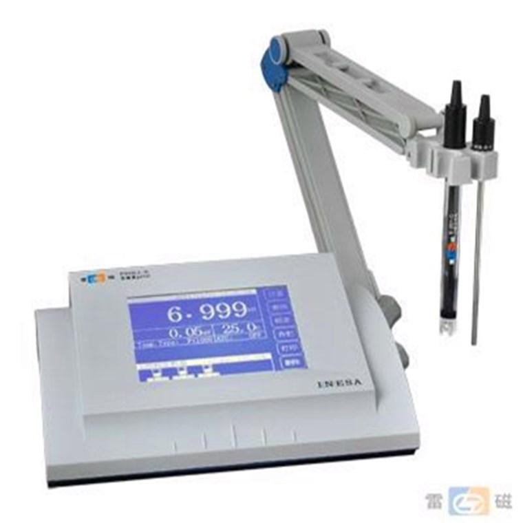LEICI Dụng cụ phân tích Máy đo độ pH pH chính xác của Lightning PHSJ-4F / 0,001 phòng thí nghiệm PH