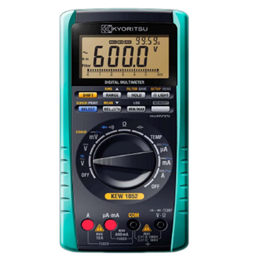 KYORITSU Máy móc Đồng hồ vạn năng kỹ thuật số Kreitz, Nhật Bản KYORITSU1051