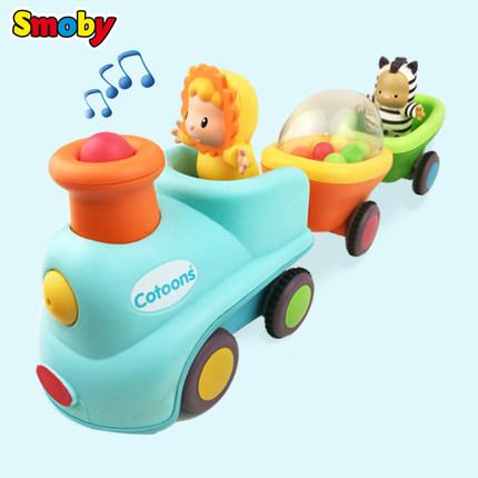 Đồ chơi cho bé sơ sinh 1-3 tuổi Smoby