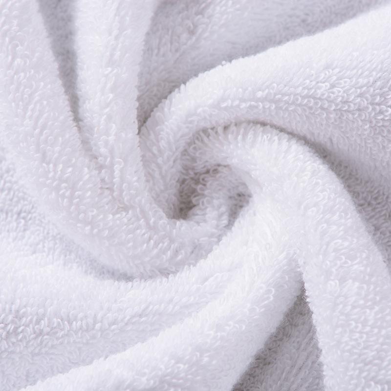 HAILIYUAN Vải khăn lông Vải cotton hai mặt vải 420g / cloth vải cotton nguyên chất
