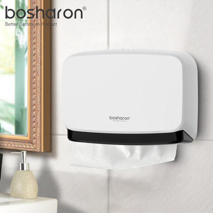 Boshalang Hộp giấy  phòng tắm khăn tay khay nhà bếp sassafras mô hộp nhà vệ sinh ngăn kéo khay giá r