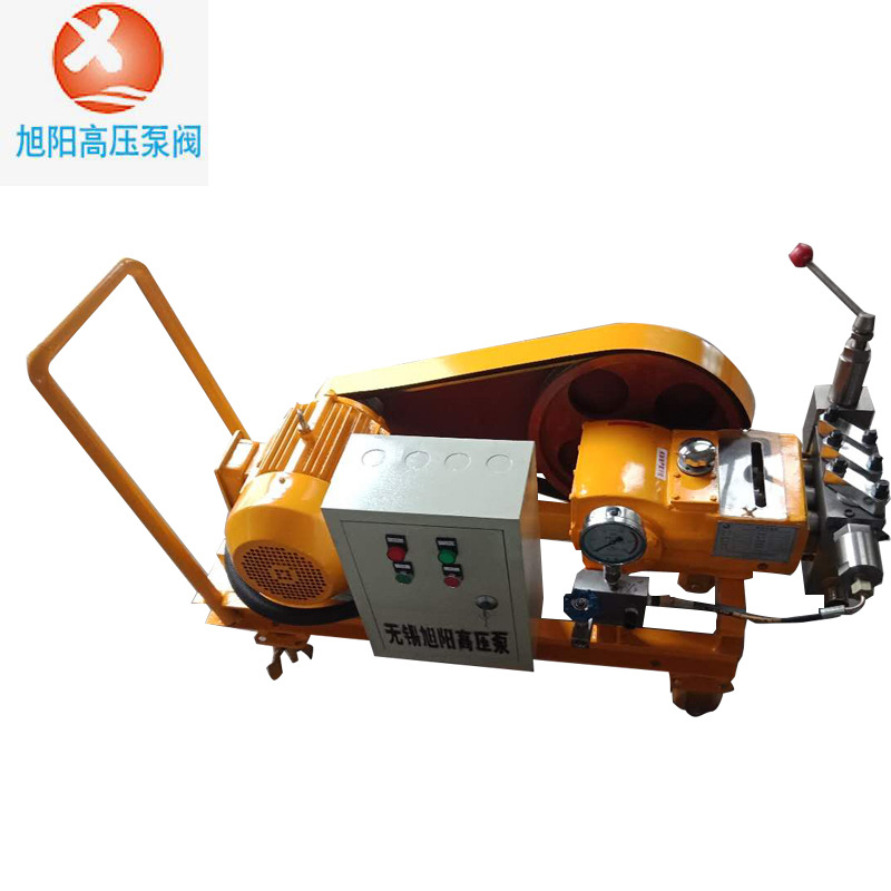 XUYANG Máy bơm nước Các nhà sản xuất máy bơm áp lực cao cung cấp máy bơm pittông làm sạch bằng thép