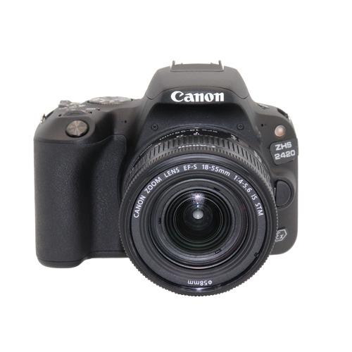 Một máy quay kỹ thuật số không có nổ. Thụy đôi máy quay kỹ thuật số SLR có một điểm ảnh tổng hợp gồm