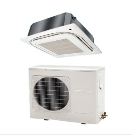 Ba bộ máy móc trần nhà, tần số cố định, máy điều hòa lạnh và ấm áp trong nhà, 24000BTu, bán sỉ nhục