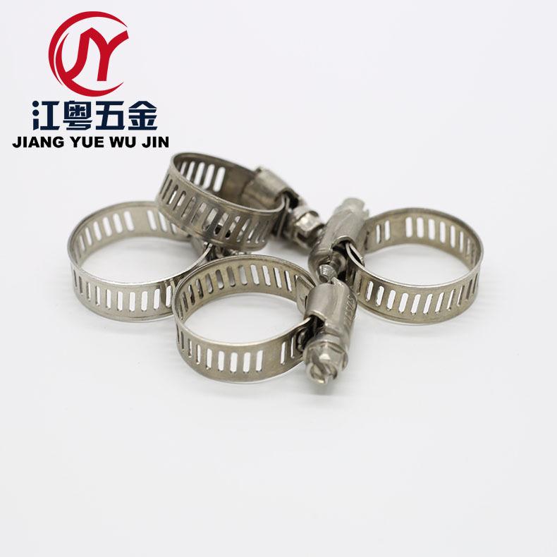 JIANGYUE Đai kẹp(đai ôm) Các nhà sản xuất bán thép không gỉ 304 tay cầm của Mỹ kẹp / vòng / kẹp để c