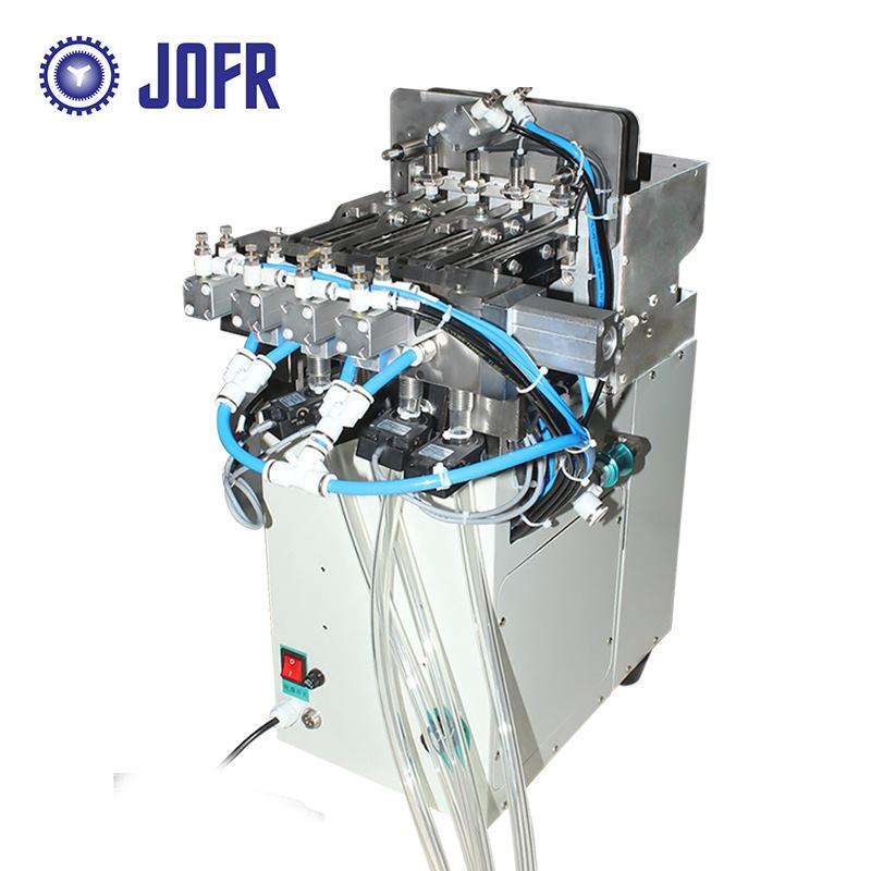 JOFR Linh kiện sắt thép nhà sản xuất bộ cấp rung tuyến tính đa rãnh bốn trên bốn bộ cấp liệu vít tự